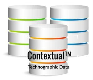contextual™ technographic data for a better marketing datastack