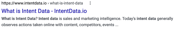 what-is-intent-data