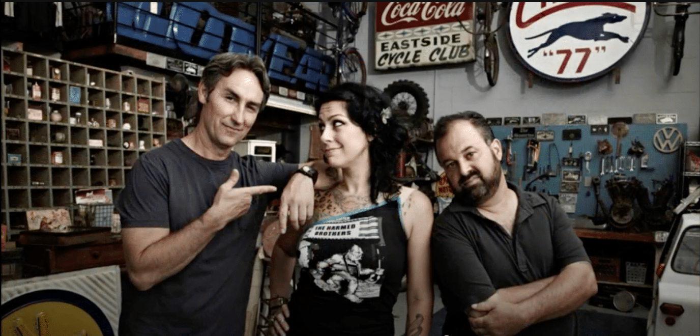 American Pickers and Intent Data - Monetizing the Treasures is the second step, first you have to find them