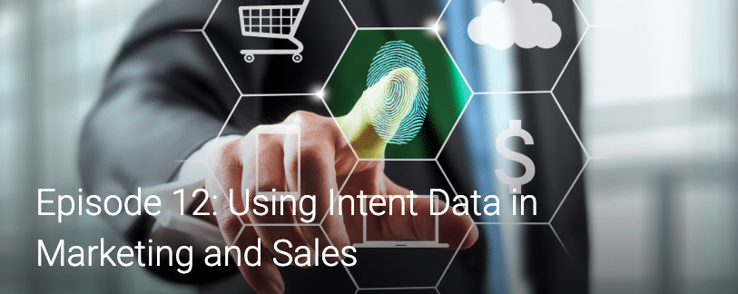 Intent data in B2B marketing and sales-1