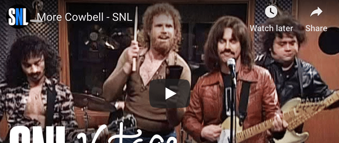 Using intent data to tune down the cowbell in your demand generation